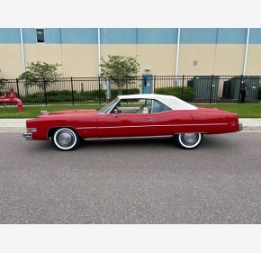 1973 Cadillac Eldorado for sale 101369422