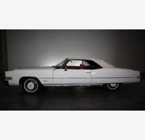 1973 Cadillac Eldorado for sale 101371165