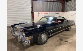 1973 Cadillac Eldorado for sale 101405299