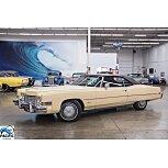 1973 Cadillac Eldorado for sale 101479037