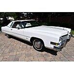 1973 Cadillac Eldorado for sale 101618096