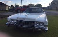 1973 Cadillac Eldorado Convertible for sale 101025507