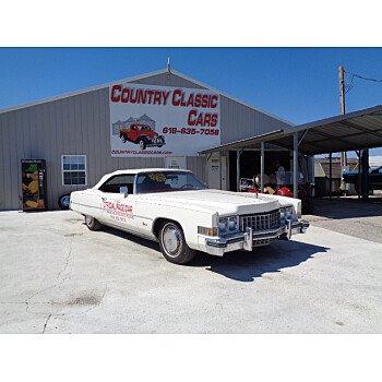 1973 Cadillac Eldorado for sale 101156629