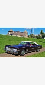 1973 Cadillac Fleetwood for sale 100994840