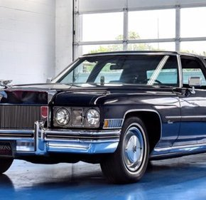 1973 Cadillac Fleetwood for sale 101386273