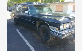 1973 Cadillac Fleetwood Hearse for sale 101224250