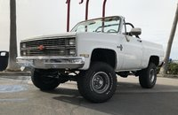 1973 Chevrolet Blazer 4WD 2-Door for sale 101093489