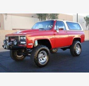 1973 Chevrolet Blazer for sale 101257555
