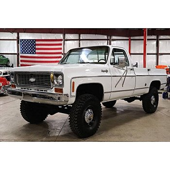 1973 Chevrolet C/K Truck for sale 101083139