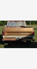 1973 Chevrolet C/K Truck for sale 100870088