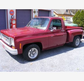 1973 Chevy Truck >> 1973 Chevrolet C K Truck Classics For Sale Classics On