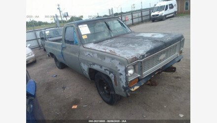 1973 Chevrolet C/K Truck for sale 101408549