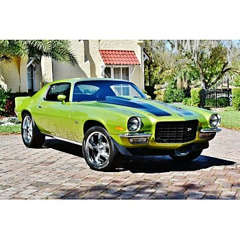 1973 Chevrolet Camaro for sale 101099454