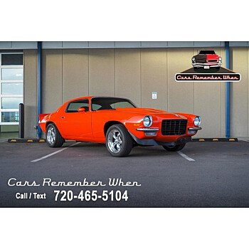 1973 Chevrolet Camaro for sale 101241596