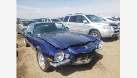 1973 Chevrolet Camaro for sale 101382235