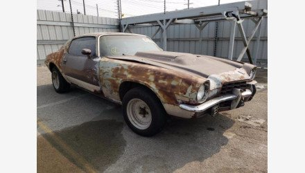 1973 Chevrolet Camaro for sale 101383576