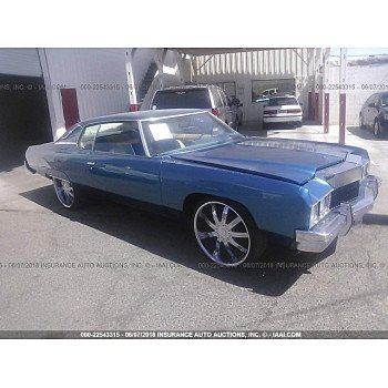 1973 Chevrolet Caprice for sale 101015219