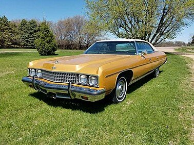 1973 Chevrolet Caprice for sale 101321425