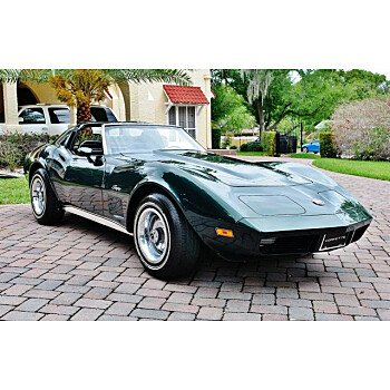 1973 Chevrolet Corvette for sale 101091236