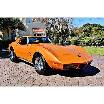 1973 Chevrolet Corvette for sale 101044593