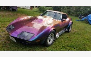1973 Chevrolet Corvette Coupe for sale 101053869