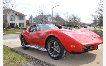 1973 Chevrolet Corvette Coupe for sale 101159011