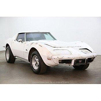 1973 Chevrolet Corvette for sale 101166116
