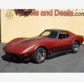 1973 Chevrolet Corvette for sale 101217005