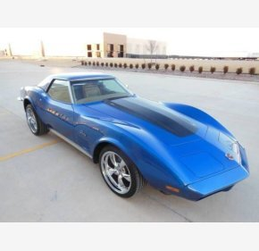 1973 Chevrolet Corvette Convertible for sale 101240405
