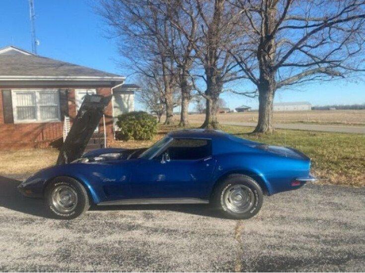 1973 Chevrolet Corvette for sale 101250301