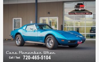1973 Chevrolet Corvette for sale 101389945