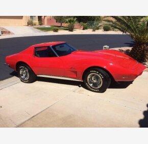 1973 Chevrolet Corvette for sale 101446322