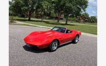 1973 Chevrolet Corvette Convertible for sale 101485394
