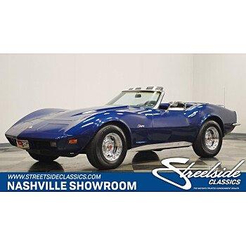 1973 Chevrolet Corvette Convertible for sale 101501981