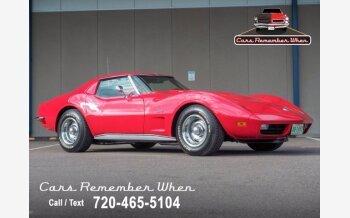 1973 Chevrolet Corvette for sale 101606488