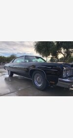 1973 Chevrolet Impala Coupe for sale 101356451