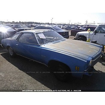1973 Chevrolet Malibu for sale 101101784