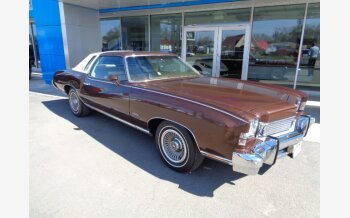 1973 Chevrolet Monte Carlo LS for sale 101063827