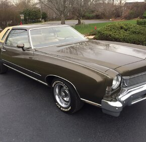 1973 Chevrolet Monte Carlo for sale 101187153