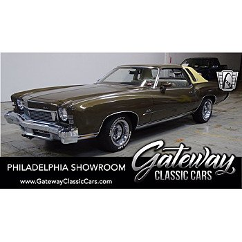1973 Chevrolet Monte Carlo for sale 101339207