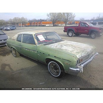 1973 Chevrolet Nova for sale 101108350