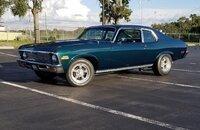 1973 Chevrolet Nova Coupe for sale 101034025