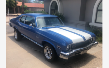 1973 Chevrolet Nova Coupe for sale 101341890