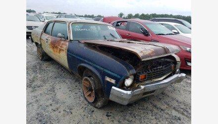 1973 Chevrolet Nova for sale 101408128