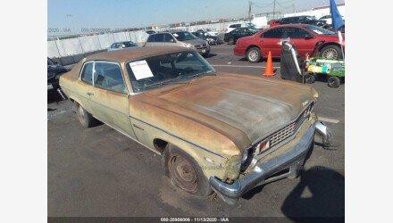 1973 Chevrolet Nova for sale 101408730