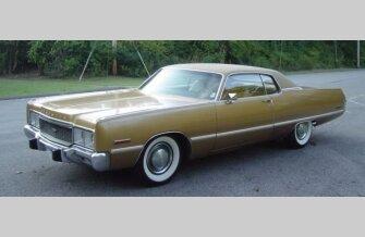 1973 Chrysler Newport for sale 101220048