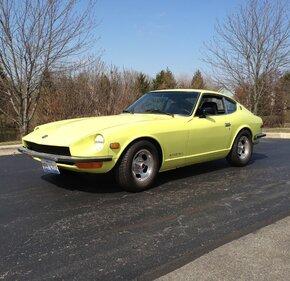 datsun 240z classics for sale near chicago illinois classics on