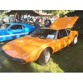 1973 De Tomaso Pantera for sale 101031963