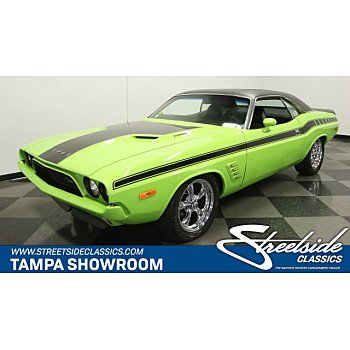 1973 Dodge Challenger for sale 100984069