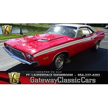 1973 Dodge Challenger for sale 101059695